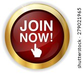join now button  | Shutterstock .eps vector #279021965