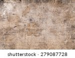 old distressed textile surface... | Shutterstock . vector #279087728