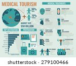 illustration of infographic of... | Shutterstock .eps vector #279100466