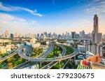 Bangkok Cityscape Bangkok City...