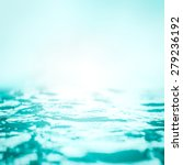 Blur Water Background Wavy...