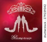 glamour design elements....   Shutterstock .eps vector #279239342