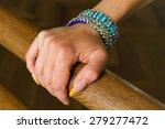 dancer arm | Shutterstock . vector #279277472