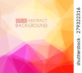 abstract 3d background. the... | Shutterstock .eps vector #279322316