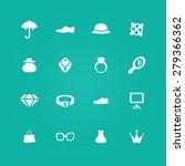 accessories icons universal set ... | Shutterstock . vector #279366362