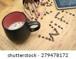 office worker's coffee break ... | Shutterstock . vector #279478172