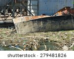 old ships | Shutterstock . vector #279481826