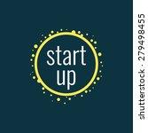 startup   vector concept... | Shutterstock .eps vector #279498455