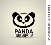 panda icon | Shutterstock .eps vector #279514556