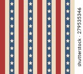 american patriotic stars and...   Shutterstock .eps vector #279535346