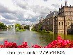 Binnenhof Palace  Dutch...