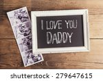 Picture Frame With I Love You...