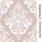 floral pattern. wallpaper... | Shutterstock .eps vector #279650906