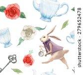 Watercolor Wonderland Seamless...