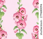 seamless pattern with...   Shutterstock . vector #279680096