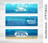 set design template horizontal... | Shutterstock .eps vector #279728222
