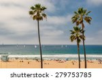 manhattan beach  usa   march 28 ... | Shutterstock . vector #279753785