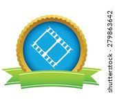movie logo. movie logo art....