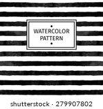 Vector Seamless Watercolor...
