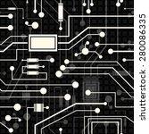 Electronic Circuit  Seamless...