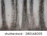grunge cement surface texture... | Shutterstock . vector #280168205