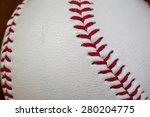 baseball   Shutterstock . vector #280204775