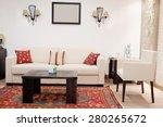 interior of a hotel room | Shutterstock . vector #280265672