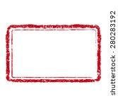 grunge rubber stamp illustration | Shutterstock .eps vector #280283192
