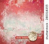 grunge scratch texture. vintage ...   Shutterstock .eps vector #280318355