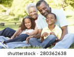 African American Grandparents...