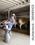 sugarcreek  oh    may 20  2015  ... | Shutterstock . vector #280485425