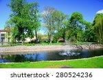 vilnius  lithuania   may 8 ... | Shutterstock . vector #280524236