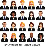 vector illustration of... | Shutterstock .eps vector #280565606