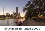 Eureka Tower And State Theatre...