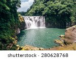 Shifen Waterfall  New Taipei  ...