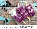 Homemade Blueberry Vanilla Ice...