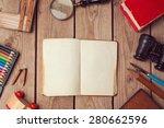 Notebook Mock Up For Artwork O...