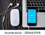 chiangmai  thailand  may 22 ... | Shutterstock . vector #280665998