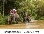 chiang mai  thailand   may 23 ... | Shutterstock . vector #280727795