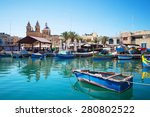 Marsaxlokk Market With...