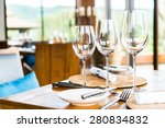 selective soft focus on wine... | Shutterstock . vector #280834832
