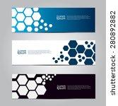 vector design banner ... | Shutterstock .eps vector #280892882
