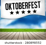 bavaria oktoberfest | Shutterstock . vector #280898552