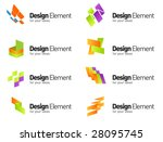 design elements | Shutterstock .eps vector #28095745