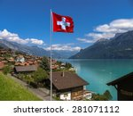 Swiss beauty  village iseltwald ...