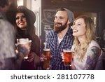 in this way we spending the... | Shutterstock . vector #281107778