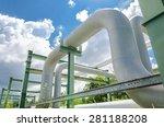 oil pipeline | Shutterstock . vector #281188208