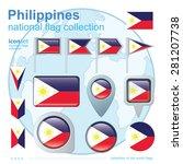 Flag Of Philippines  Icon...