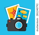 vector illustration of... | Shutterstock .eps vector #281240792