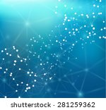 connections concept. vector... | Shutterstock .eps vector #281259362